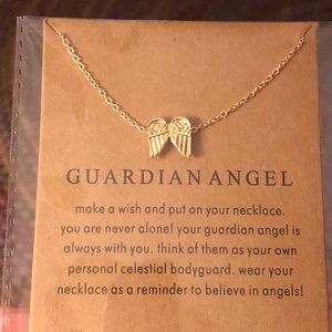 Jewelry - Guardian Angel Necklace